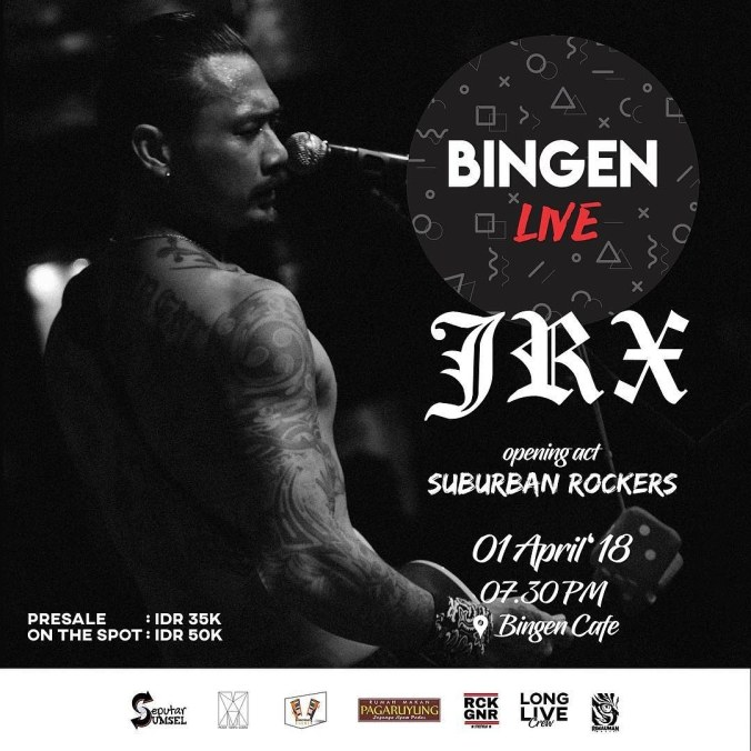 Bingen Cafe Palembang