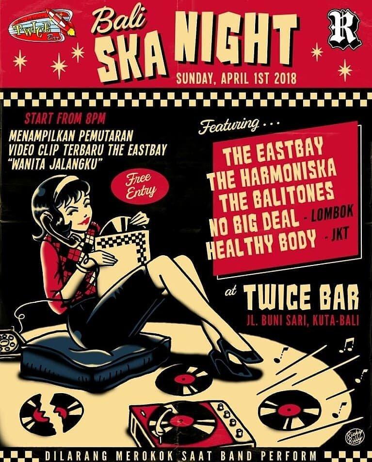 Twice Bar Kuta